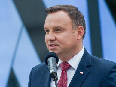 """Prezydent Duda o """"taśmie Morawieckiego"""": Nic nadzwyczajnego"""