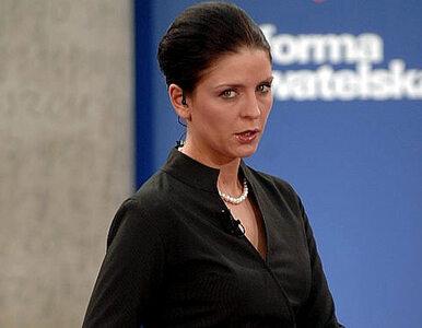 Joanna Mucha utrzymała stanowisko
