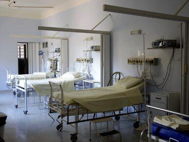 Śmierć 39-latka w szpitalu w Sosnowcu. Lekarz odsunięty od obowiązków