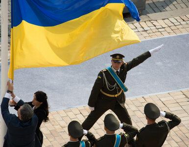 Poroszenko zapowiada przywrócenie flagi Ukrainy na Krymie