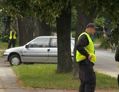 Ewakuacja mieszkańców Świdnika. 26-latek miał sześć pocisków