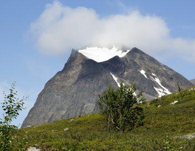 Najwyższy szczyt w Szwecji wkrótce straci swój tytuł. Wszystko przez......