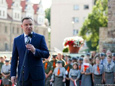 Prezydent Duda o krytykach tłumów nad Bałtykiem: Niedobrze mi się robi