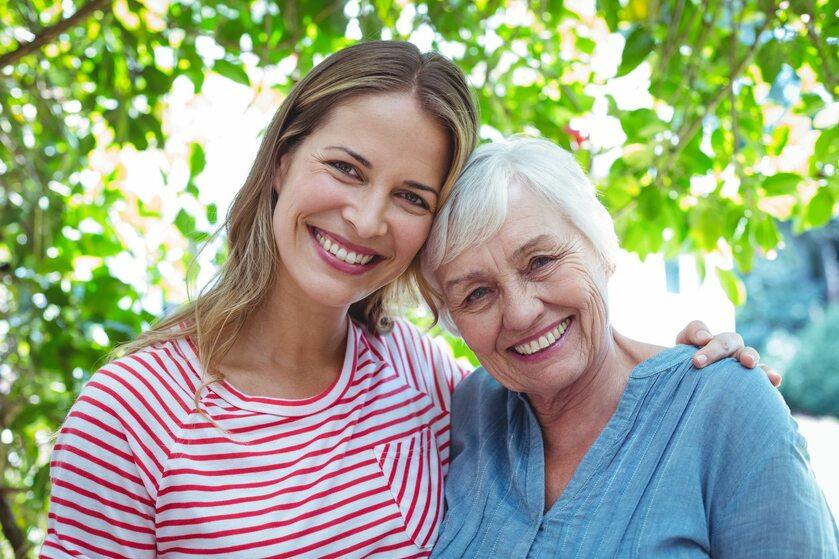 Matka z córką