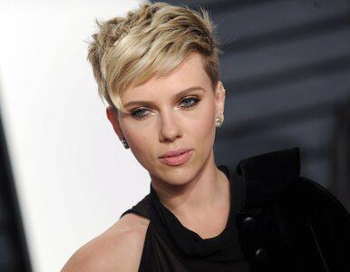 Scarlett Johansson wydała oświadczenie ws. paparazzi. Przypomniała o...
