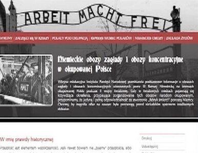 """IPN walczy z """"polskimi"""" obozami zagłady. Uruchomił specjalną stronę"""