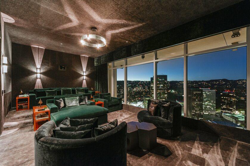 Penthouse w Los Angeles