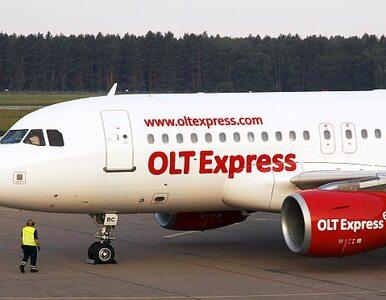 Problemy OLT Express? Urząd Lotnictwa Cywilnego nic nie wiedział