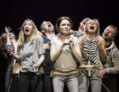 """W słupskim Teatrze mieli grać """"Klątwę"""". Dzień wcześniej ktoś rozlał na..."""