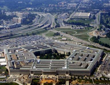 Pentagon szybciej zaciśnie pasa