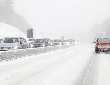 Tragiczny bilans burzy śnieżnej na Mazowszu. W ciągu kilkudziesięciu...
