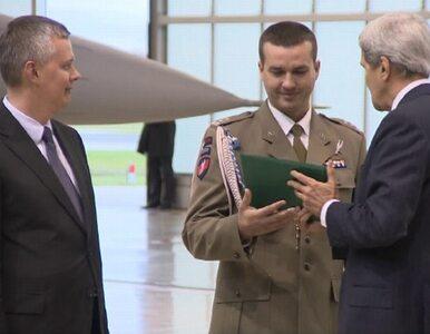 Amerykanie odznaczyli Polaka za służbę w Afganistanie
