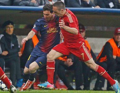Ribery chce zdetronizować Messiego i celuje w Złotą Piłkę