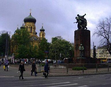 """Warszawa przesunie """"Czterech śpiących"""""""