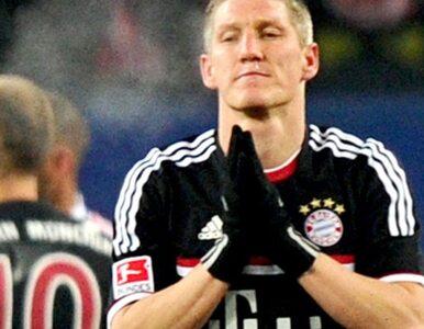 Bayern stracił Schweinsteigera