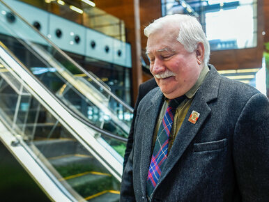 WP: Były prezydent Lech Wałęsa trafił do szpitala