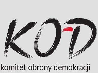 """Dzisiaj demonstracja KOD. """"Pod flagą Polską i UE bez symboli partyjnych"""""""