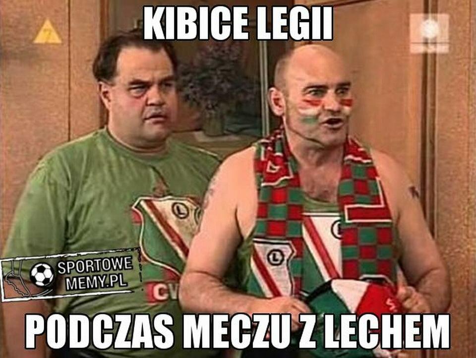 Lech Poznań rozbił Legię 3:0. Internauci bezlitośni