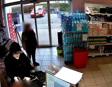 Takiego napadu z bronią na sklep nie widzieliście. Filmowy hit internetu