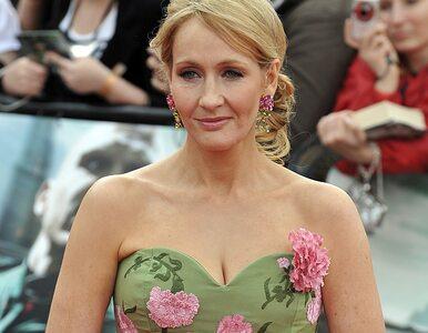 Rowling finansuje kampanię przeciwko niepodległości Szkocji