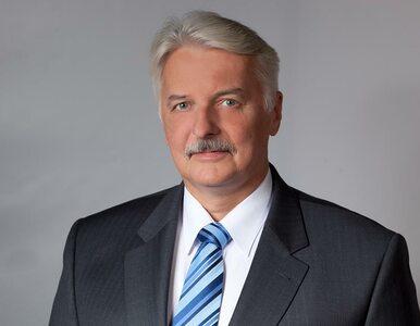 Minister Waszczykowski napisał list do sekretarza generalnego Rady Europy