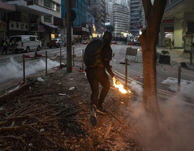 Hongkong zmierza w stronęrzezi