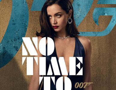 """Szwajcarska biżuteria """"ubierze"""" dziewczynę Bonda w """"No time to die"""""""