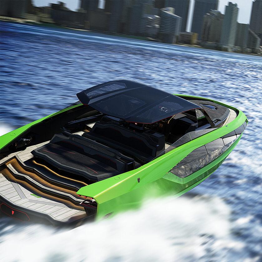 Tecnomar Lamborghini 63