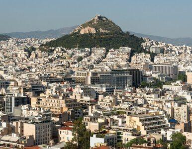 Grecja. Trzęsienie ziemi w Atenach. Wstrząs miał siłę 5,3 stopnia w...