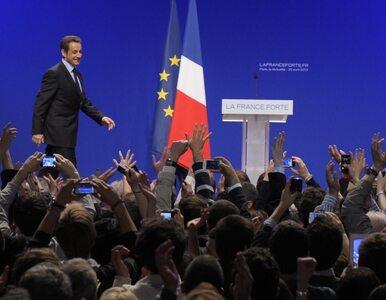 """Sarkozy walczy o poparcie Marine Le Pen. """"Jej wyborców trzeba szanować"""""""