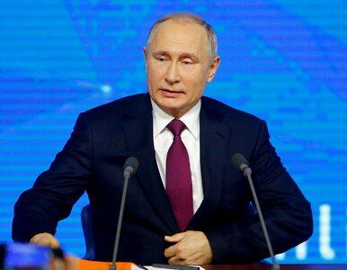 Putin jedzie do Belgradu. Szykuje się iście królewskie powitanie