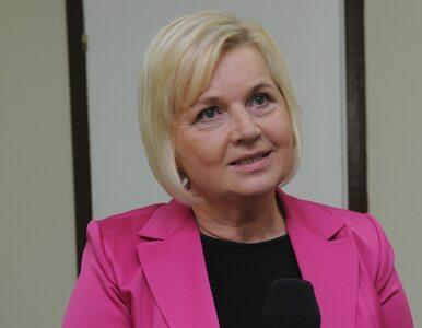 """Senator Lidia Staroń poinformowała o chorobie. """"Czeka mnie..."""