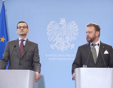 Rząd wprowadza nowe obostrzenia. Morawiecki i Szumowski przedstawili...