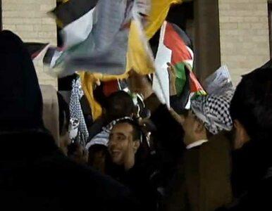 Ramallah: Wielka radość Palestyńczyków po decyzji Izraela
