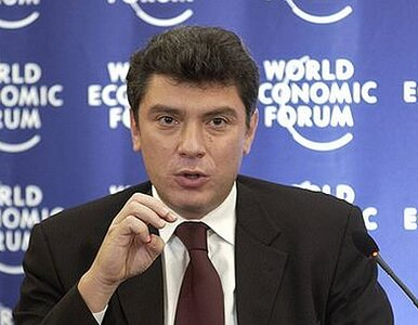 Milicja zatrzymała lidera rosyjskiej opozycji