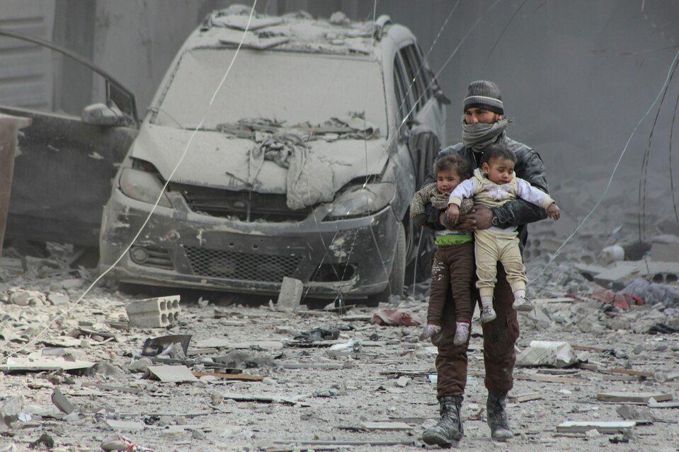 Syria, Damaszek