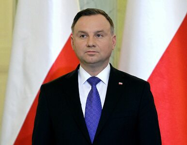 RMF FM: Andrzej Duda spotka się z posłami Porozumienia. Chodzi o wybory...