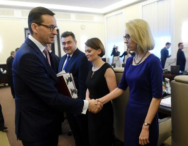 Miały być oszczędności, a jest nowy wiceminister. Rząd Morawieckiego ma...