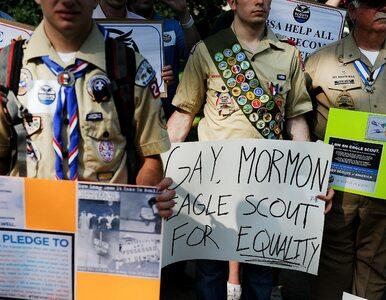 Homoseksualiści mogą być liderami skautów. Zniesiono zakaz