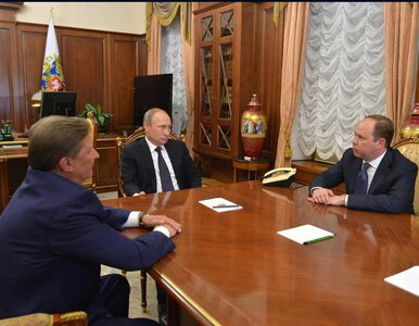 Zaskakująca zmiana na Kremlu. Zaufany człowiek Putina odszedł przez...