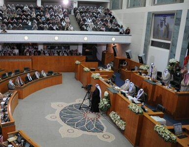 Emir Kuwejtu rozwiązał parlament