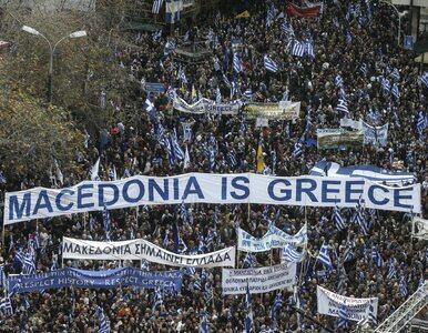 Macedonia gotowa zmienić nazwę. Czy to zakończy spór z Grecją?
