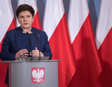 Wicepremier Szydło o swoim starcie w wyborach do PE: Musimy mieć bardzo...