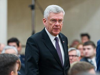 Karczewski o możliwości przyjęcia do PiS wykluczonych posłów PO