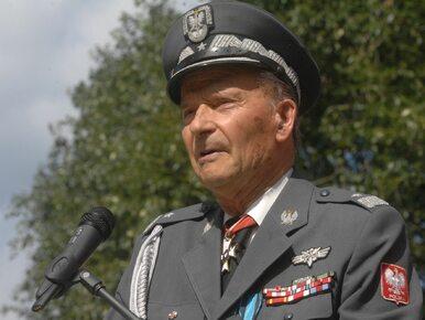 Gen. Ścibor-Rylski stanie przed sądem lustracyjnym