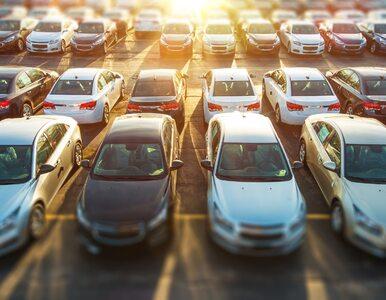 Firmy wynajmują samochody zamiast je kupować