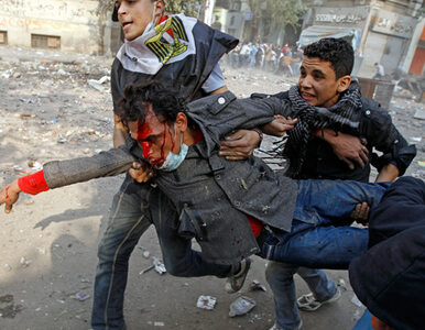 Wojsko przeprasza Egipt za śmierć demonstrantów