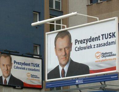 Nie zobaczymy polityków na billboardach. Zabraknie dla nich miejsc