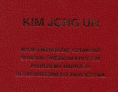 Książeczka napisana przez Kim Dzong Una w Polsce dostępna za darmo