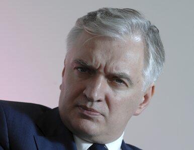 Znany prawnik z Gdańska miał zastąpić Gowina. Odmówił